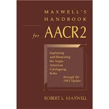 Về vấn đề áp dụng thống nhất AACR2 trong giảng dạy và trong công tác biên mục ở các cơ quan thông tin, thư viện Việt Nam